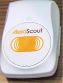AeroScoutタグ